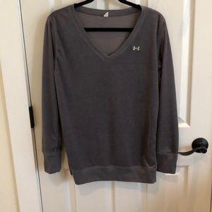 Under Armor Pullover V-neck Sweater
